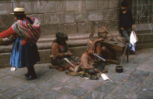 Cusco PER 1980