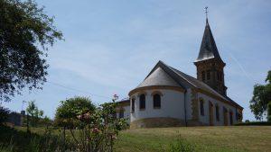 Mon village: Célebration de la Fête Patronale